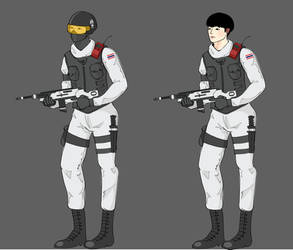 SCP Guards - Thai branch