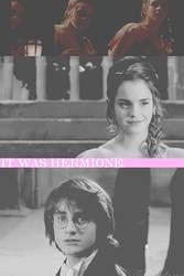 It Was Hermione by ThaliaAnderson