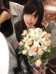flower girl  lol