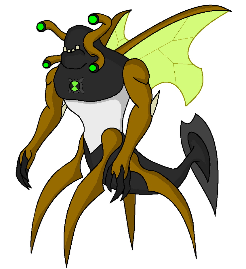 Ben 10000 Ultimate Alien: Ultimate Stinkfly By Patchman On DeviantArt