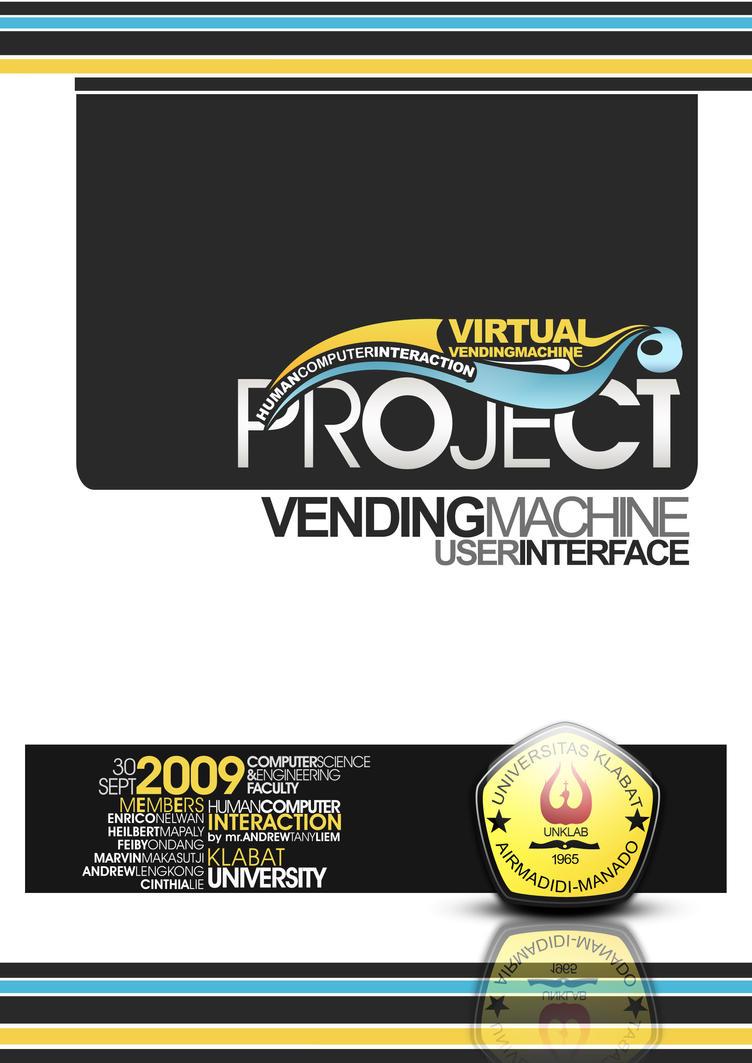cover survey vending machine by ndrewblack