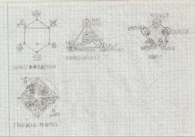 Nosterran Pantheons Pencil 01 by Avengium