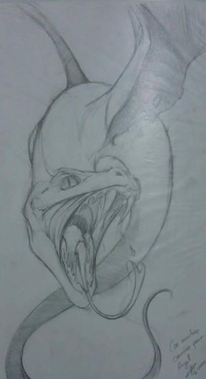 Shazell Key Art Circa 2012 pencil 01