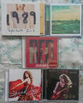 #201 My Taylor Swift Albums '16 01