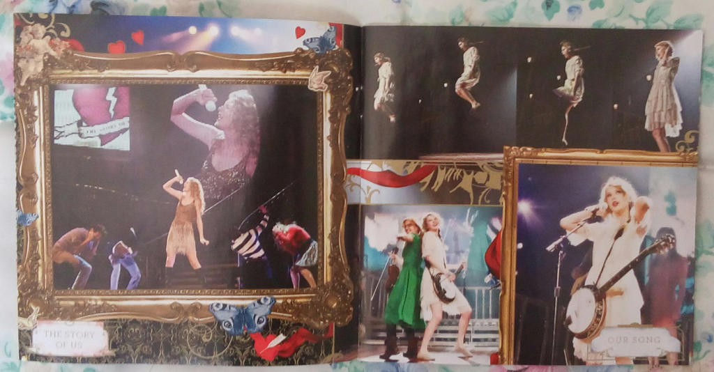 TS Speak Now World Tour Live CD + DVD Booklet 02 by Avengium