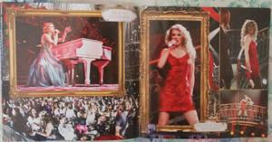 TS Speak Now World Tour Live CD + DVD Booklet 04