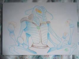 Cogi Meditation 2016 dec by Mercurio2539 alejandra