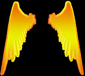 Golden wings / Alas doradas