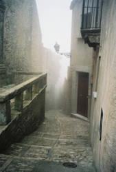 Erice In The Mist