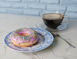 The return of the Blender Donut