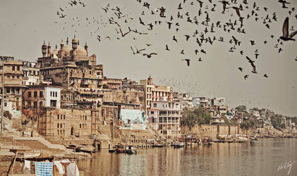 Varanasi... by mrbadguy7