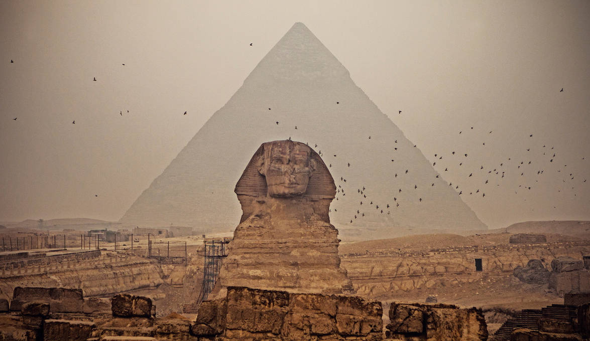 Sphinx... by mrbadguy7