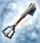 Pandorica Paradoxia, The Doctor's Keyblade