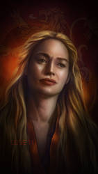 Cersei by lusie