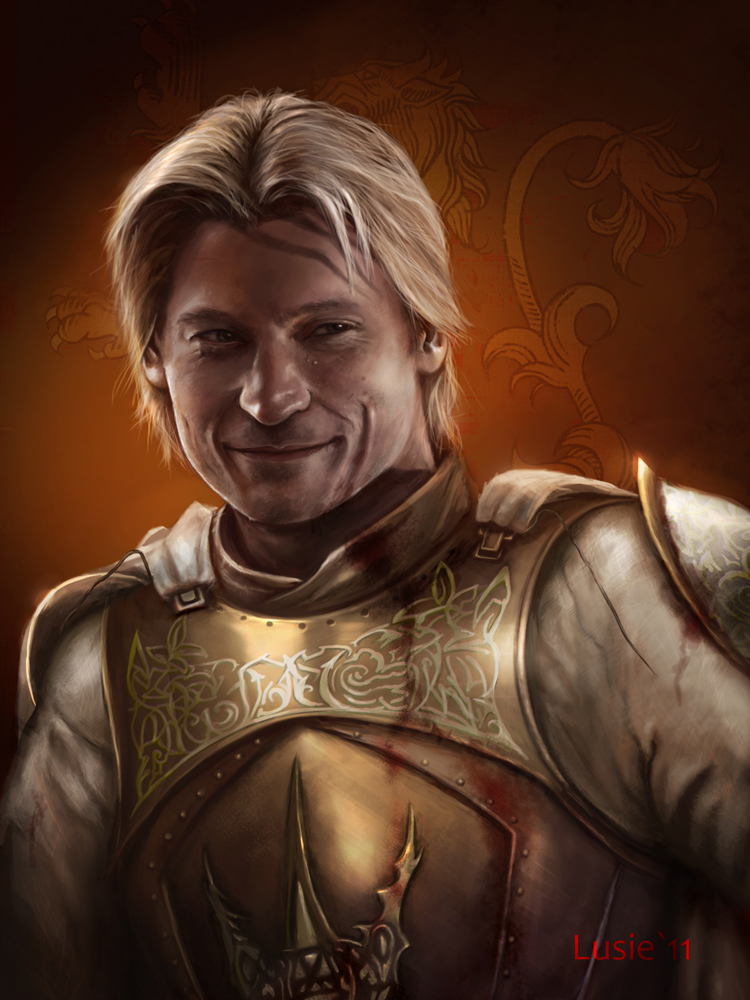 Jaime Lannister by lusie