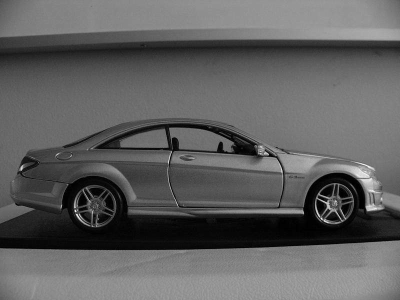 mercedes cl63 amg 2008 right side by iceman 05 on deviantart. Black Bedroom Furniture Sets. Home Design Ideas