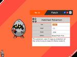 Terio FakeDex: Flatch by PokemonReign