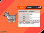 Terio FakeDex: Cerbes by PokemonReign