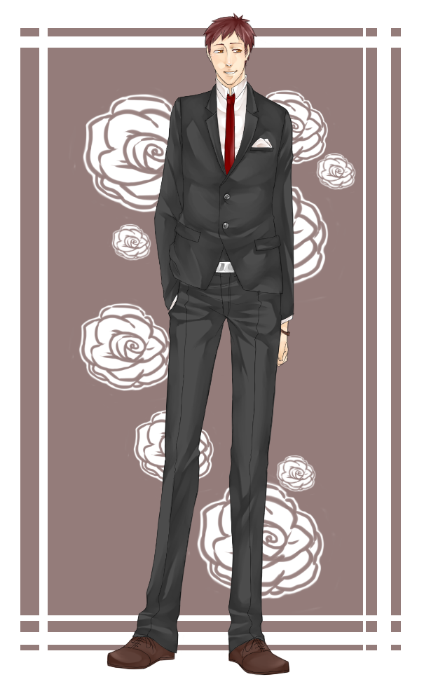 MM: Acquaintance Ball Outfit by TAKESHl