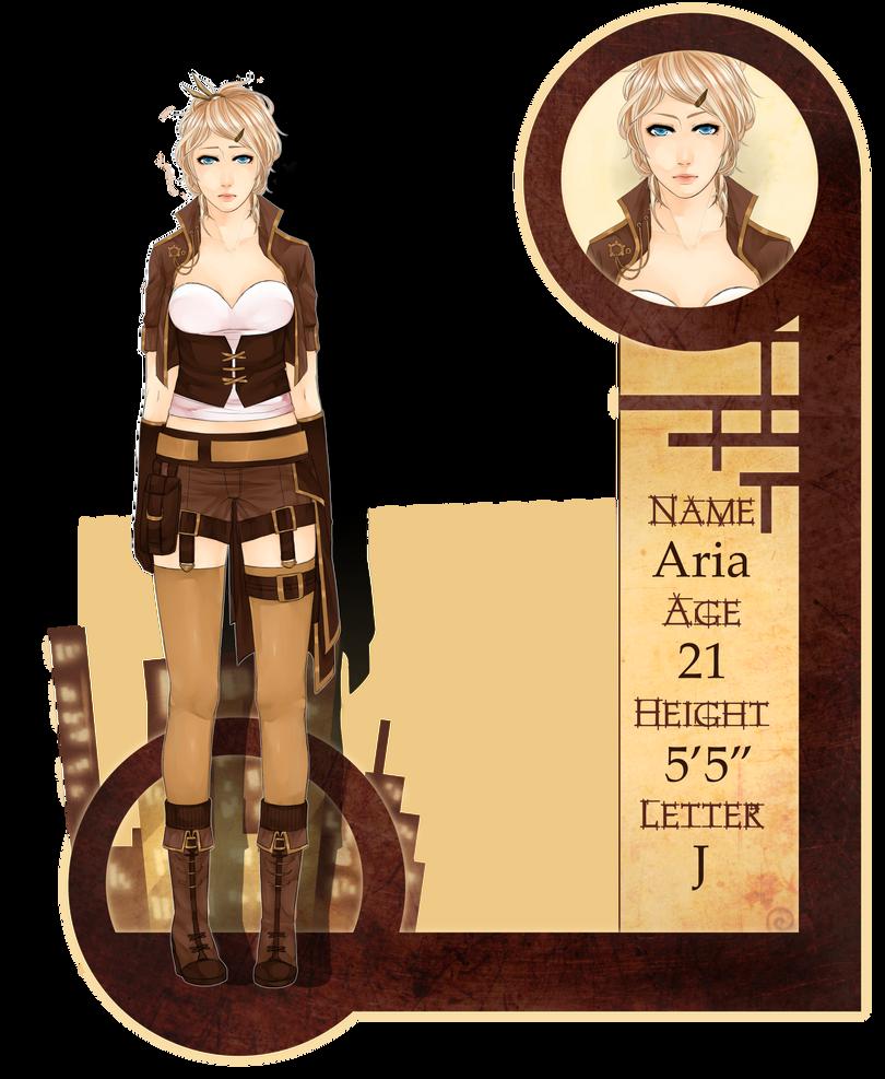 26L: Aria by TAKESHl