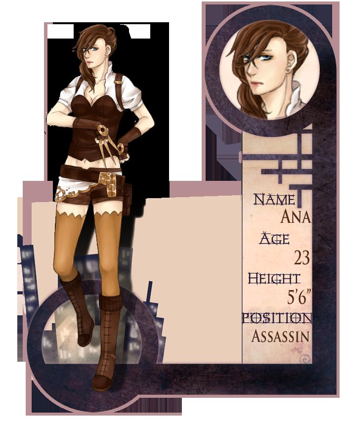26L: Ana by TAKESHl