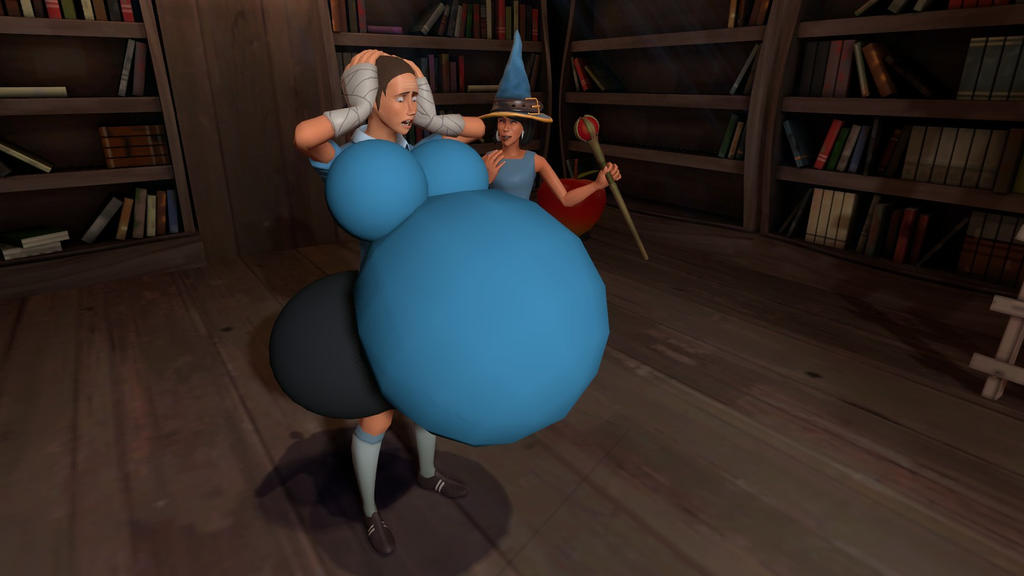 GMOD] Magic Mishap by GFlationMaster on DeviantArt