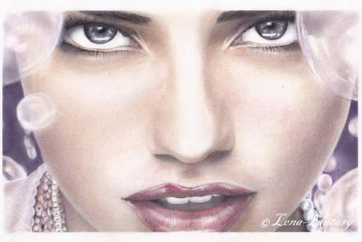 Portrait-Fantasy (Adriana Lima)