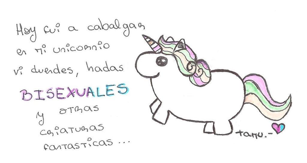 Unicorn bisexual