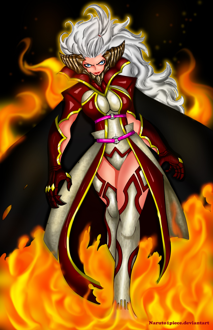 Demon mirajane sitri by naruto1piece on deviantart - Fairy tail mirajane hot ...