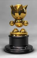 The Famous DeviantArt Award by YvesDesign