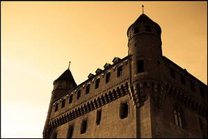 Castle by YvesDesign