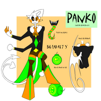 Panko by FlaccidPumpkin