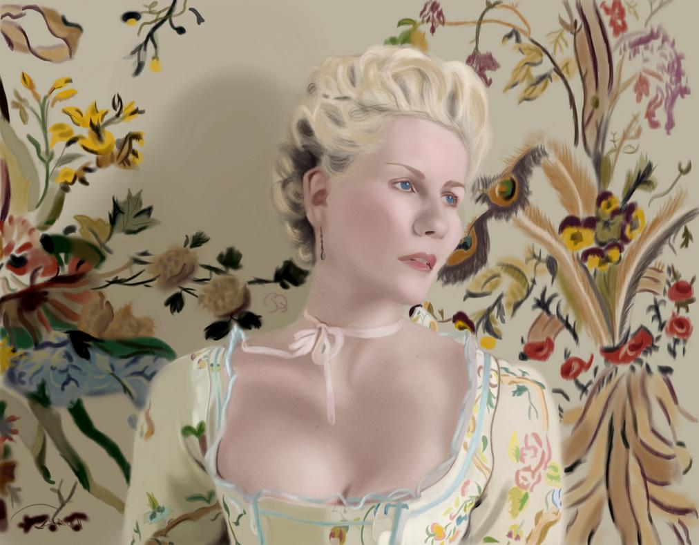 Kirsten Dunst (Marie-Antoinette) by overhyme
