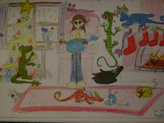 Christmas at Dragons Den