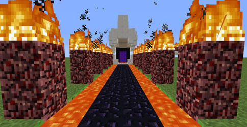 Into the Mouth of the Nether