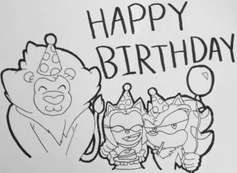 Happy Birthday, AimyNeko!