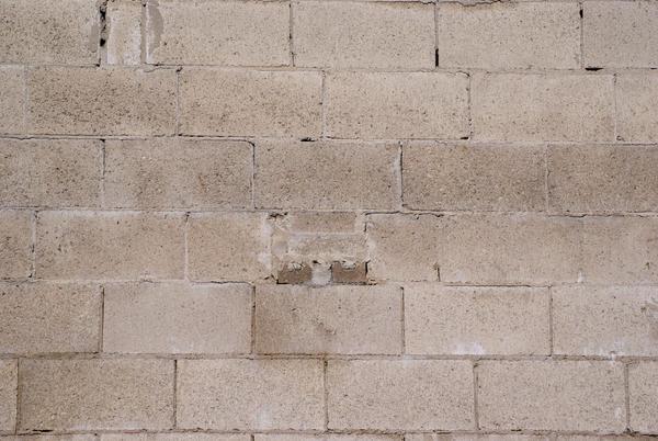 Cinder Block Wall 1 by mdpratt