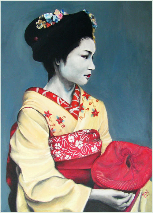 Maiko by Hiki-Hiki