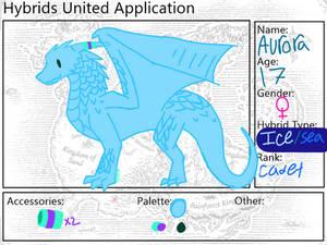 HUD Application - Aurora