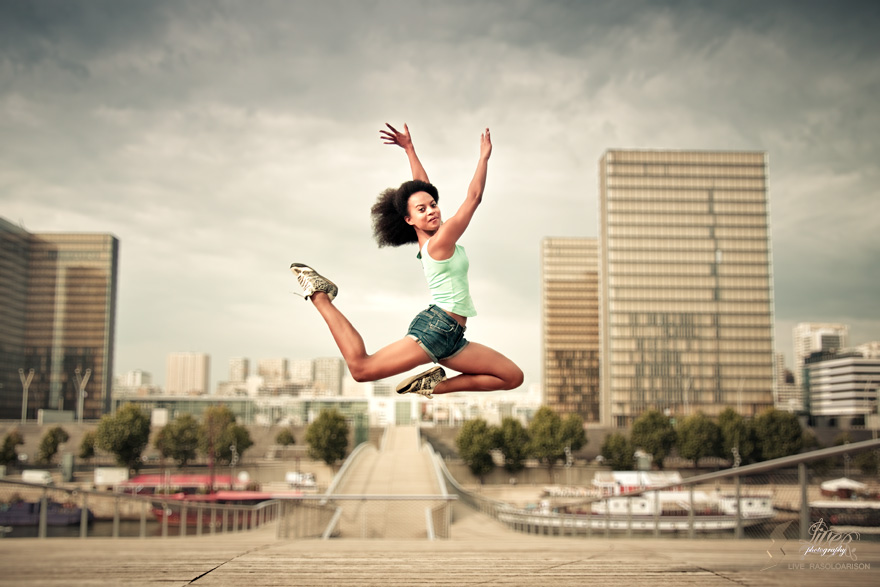 A Street Ballerina by Livelys