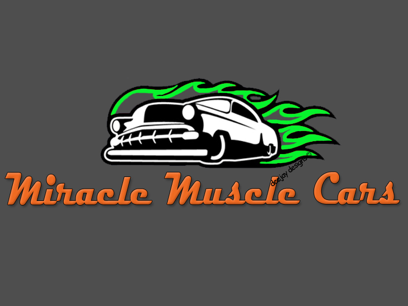 Miracle Muscle Cars Logo By On Deviantart