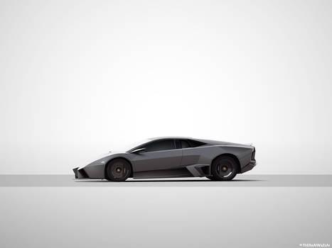 Lamborghini Reventon Vector