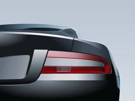 DB9 Wallpaper by ThEReAlWaZzAr