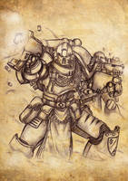 Space Marines by CarbineGuy