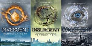 Divergent, Book 3 by xxtayce