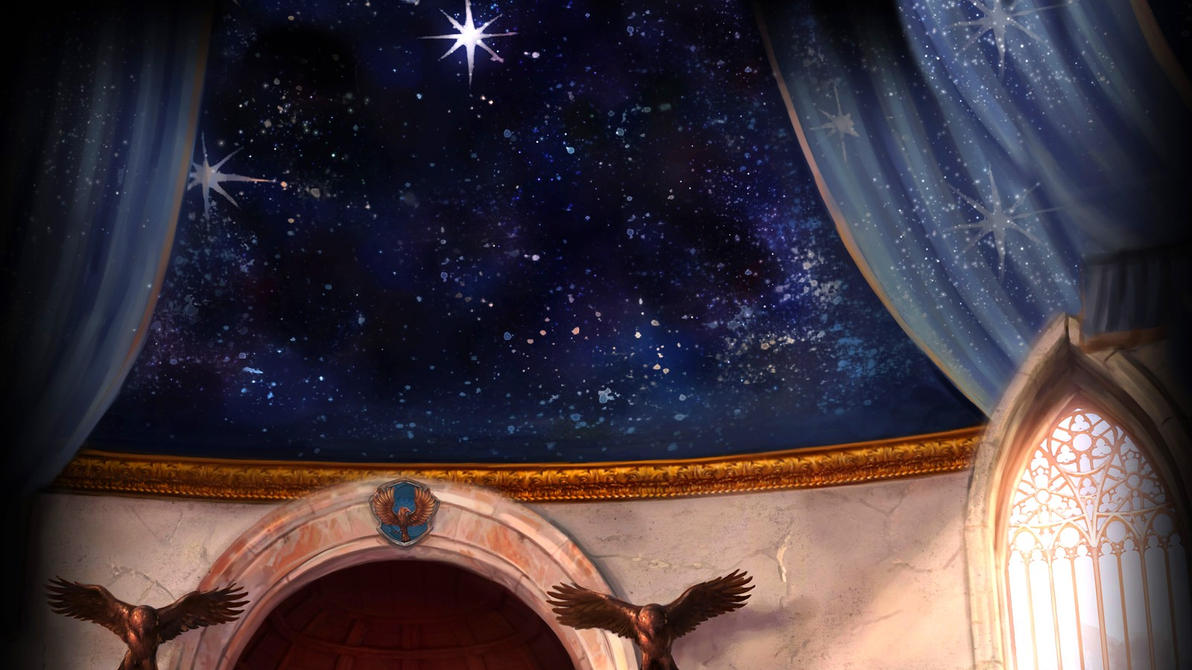 Pottermore Background Ravenclaw Common Room 3 By Xxtayce