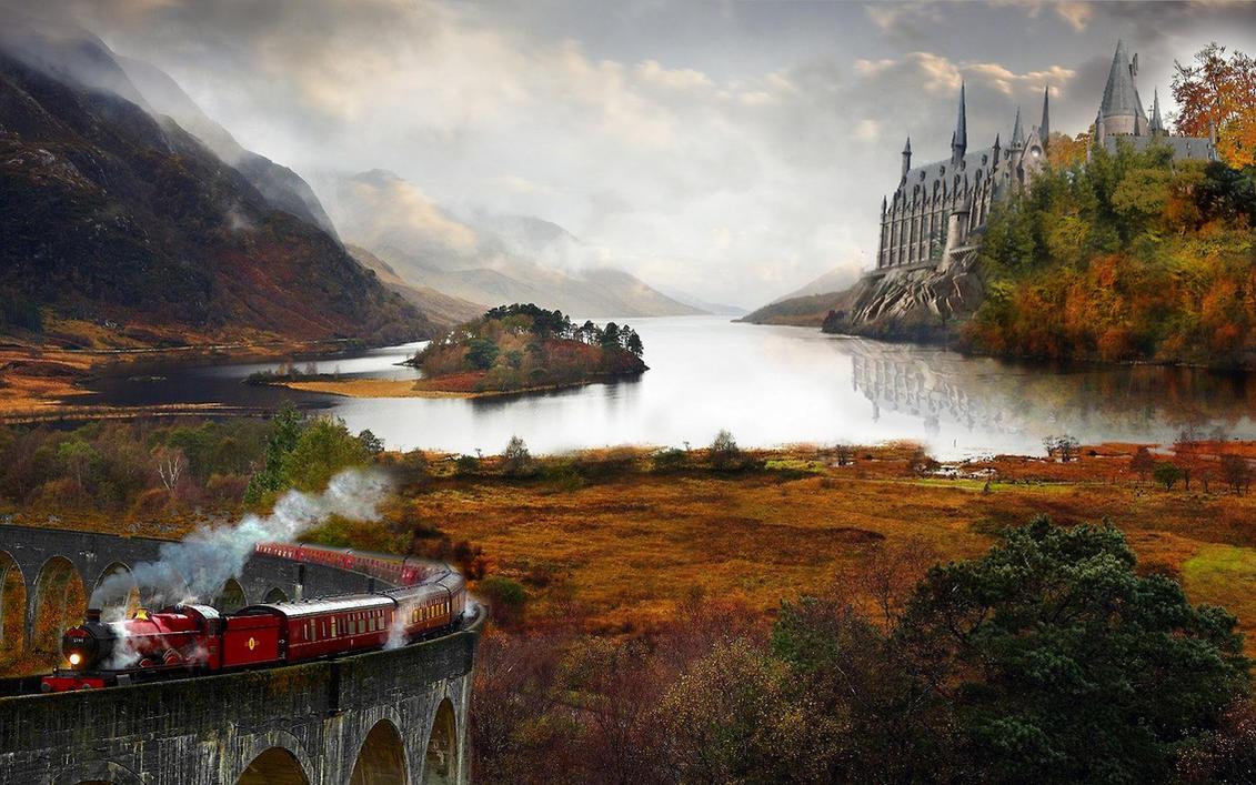 Good Wallpaper Harry Potter Autumn - hogwarts_in_autumn_by_xxtayce-d6wpg22  Gallery_91336.jpg
