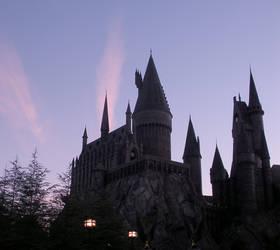 Wizarding World of Harry Potter (2) by xxtayce