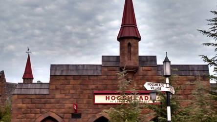 Wizarding World of Harry Potter (7) by xxtayce