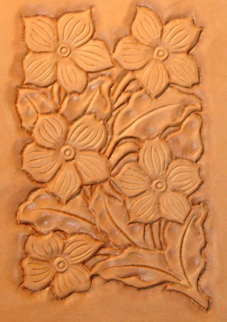 Flower carving by leszekgyver on deviantart